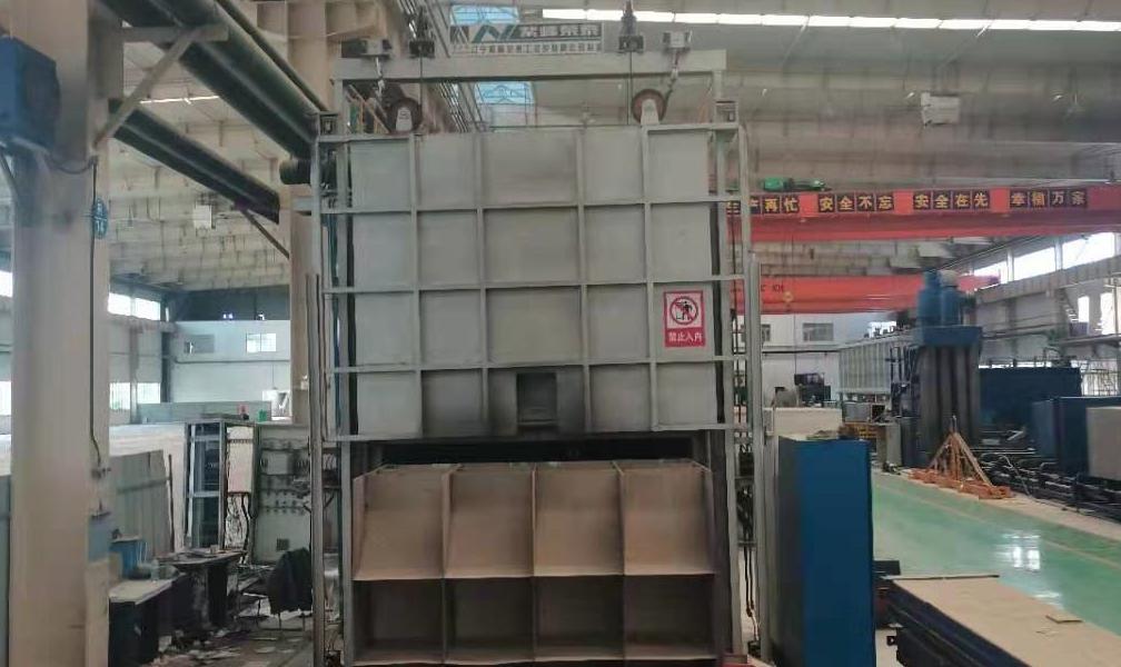 原洛阳麦达斯铝业出售时效炉一套