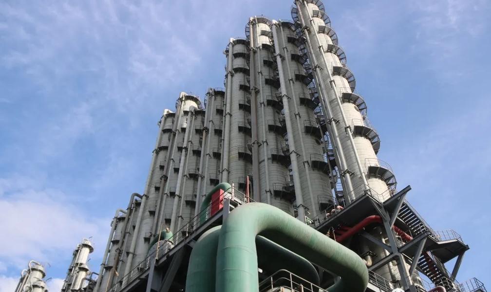 东方希望宁夏新能源光伏新材料建设项目加速推进