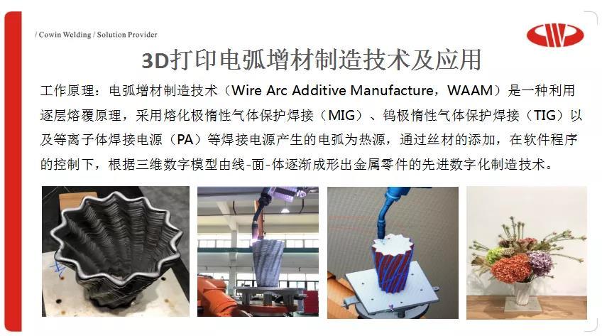 火热报名 | 国内首 个国 家级电弧增材制造(3D打印)设备操作员职业技能竞赛,来了!