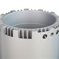 金属恒驰金属生产销售流水线铝型材