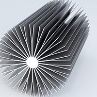 江苏恒驰金属定做薄壁铝型材