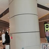 浙江幕墙包柱铝单板定制