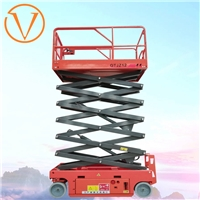 12米自行走升降机 延吉市登高平台制造