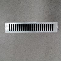 封闭式散热器铝型材
