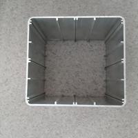 工业铝型材铝方筒