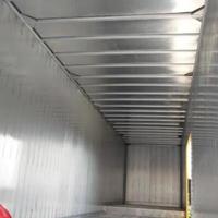 轻量化全铝制集装厢型材