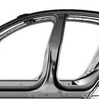 新能源汽车全铝车体铝型材