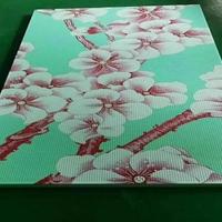 宝山铝板彩色3d打印铝板喷绘