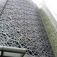 重庆外墙镂空雕花铝板供应商