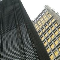 南充幕墙装饰铝板网 黑色铝板网定制商