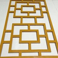 立面墙装饰欧式铝花格生产