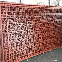 河南花格构件装饰挂落护栏