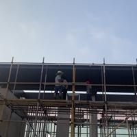 铝单板幕墙 氟碳冲孔铝单板
