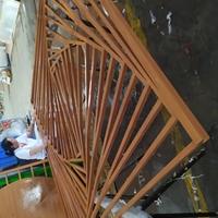 铝窗花的基本生产过程