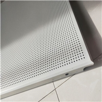 铝扣板 复合吸音铝扣板 吊顶隔音铝扣板