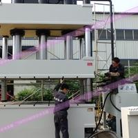 树脂盖板模压油压机600吨四柱液压机