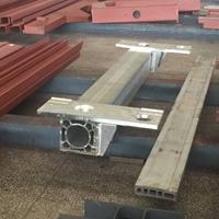 工业铝型材大型特殊异型材厂家定制