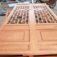 焊接铝合金格花窗 复式楼房外立墙铝窗格