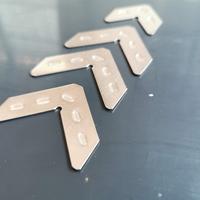 专业生产断桥门窗配件 角码五金配件 不锈钢成型组角片
