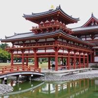 新中式铝合金斗拱-民宿仿古金属斗拱-古建金属彩绘斗拱