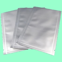 供应铝箔袋耐火材料金属粉末电子零部件包装袋