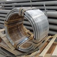 批发优质精拉铝管  纯铝铝盘管供应商