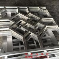 铝窗花--城市街道和新农村建设用铝防护窗