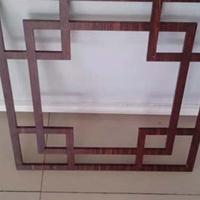 木纹铝窗花-铝窗花 铝合金价格