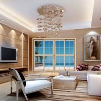 歐式現代時尚門窗十大門窗品牌