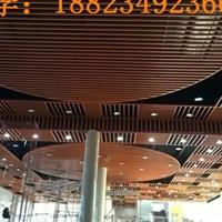 幕墙铝方通,墙身铝方通定制,木纹铝方管