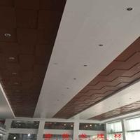 本田4S店室内展厅铝单板 外墙冲孔镀锌钢板