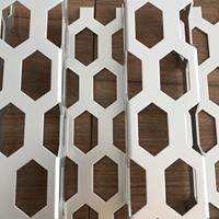 装饰网-奥迪外墙装饰铝板网个性张扬