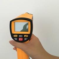 手持式高精度红外线测温仪SD-800