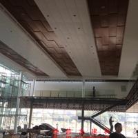 广汽本田4S外墙镀锌钢板 室内展厅铝单板