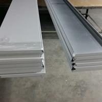 加油站高边防风铝条扣 专业生产铝条扣厂家