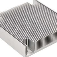 散热器铝型材生产厂家  铝型材批发销售