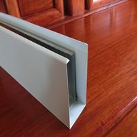 河北铝方通价格 30750.6铝方通尺寸 厚度