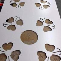 门头幕墙氟碳铝单板 德普龙专业生产铝单板