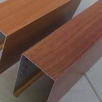 型材铝方通,工程专业吊顶型材