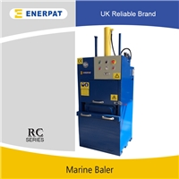 小型液压景区垃圾打包机,欧盟标准