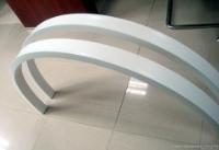 弧形铝方通吊顶-普德龙