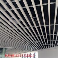 木纹弧形铝方通厂家