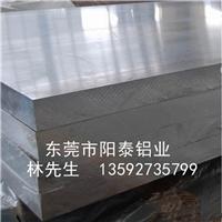 6061-T6铝板 55mm厚铝板 航空铝板