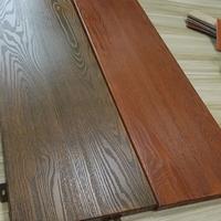 3D4D木纹铝单板  定制造型铝单板腐蚀木纹