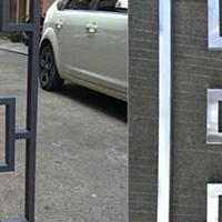会所&#8203防盗铝合金窗花隔断-仿古铝挂落雕花板