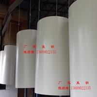 圆柱铝单板幕墙厂家直供 铝单板厂家供应
