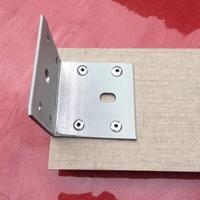 太空铝浴室柜连接片