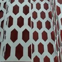 外墙冲孔长城铝单板_凹凸奥迪外墙板