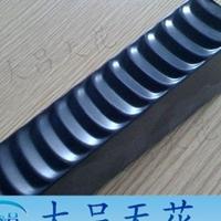 木纹铝方通 木纹铝单板 3D4D手感木纹