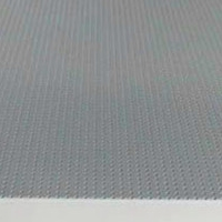 传祺4S店展厅白色微孔板 外墙银灰色镀锌板